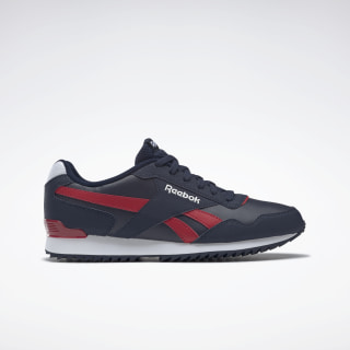 Tênis Reebok Royal Glide Collegiate Navy / White / Excellent Red DV6767
