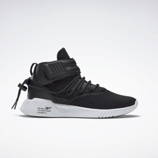 Freestyle Motion Shoes Black / Cold Grey 6 / White EH0687