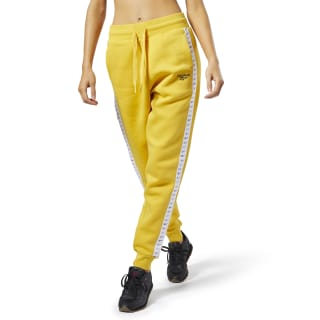 Classic Vector Jogger Pants Toxic Yellow EB4253