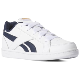Reebok Royal Prime White / Collegiate Navy / Trekk Gold DV3866