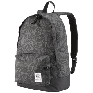 Graphic Backpack Black CD1391