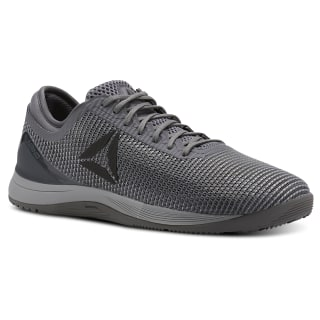 Reebok CrossFit Nano 8 Flexweave Tin Grey / Sharkash Grey / Dark Silver CN2976