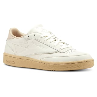 Club C 85 Fld Edge-Chalk / Sahara / White CN3031
