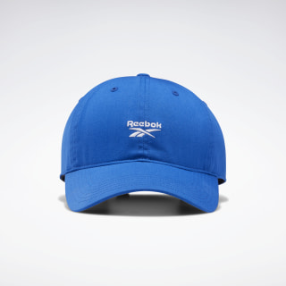 Active Foundation Logo Cap Humble Blue FQ5520
