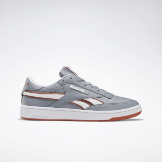 Club C Revenge Plus Men's Shoes Cold Grey 4 / White / White EF8872