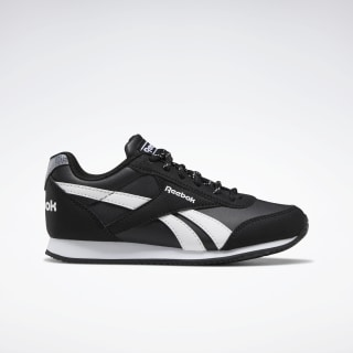 Reebok Royal Classic Jogger 2.0 Shoes Black / Cool Shadow / White EF3428
