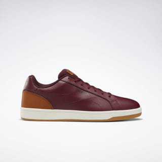 Reebok Royal Complete Clean Shoes Lux Maroon / Brown / Egg / Chalk DV8823