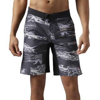 Reebok CrossFit Super Nasty Tactical Board Short Black BR4684