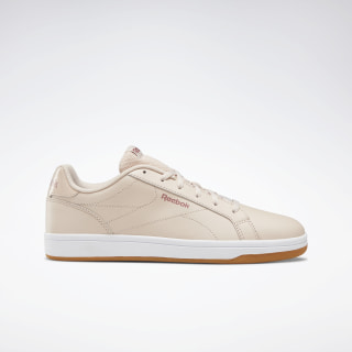 Reebok Royal Complete Clean Shoes Buff / Rose Dust / White / Gum DV6644