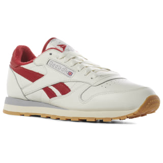 Classic Leather MU Innersect-Vntg Offwht/Excred/Tin Gry/Sandtrap DV6822