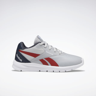 Reebok Rush Runner 2.0 Shoes Pure Grey 3 / Collegiate Navy / Legacy Red EF6680