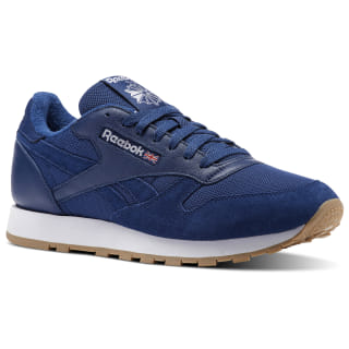 Tenis Classic Leather ESTL WASHED BLUE/WHITE BS9721