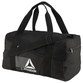 Active Foundation Grip Duffel Bag Small Black DU2997
