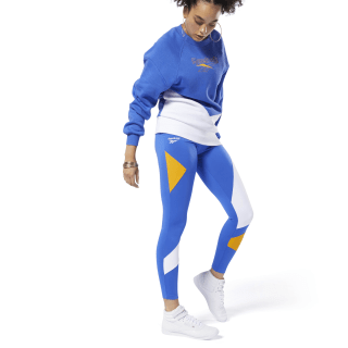 Classics Vector Leggings Crushed Cobalt DT7186