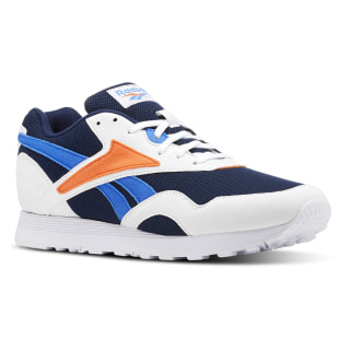 Rapide MU White / Collegiate Navy / Vital Blue / Bright Lava CN5907