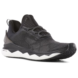 Reebok Floatride Run Smooth Strch-Black / White / Tin Grey CN6310