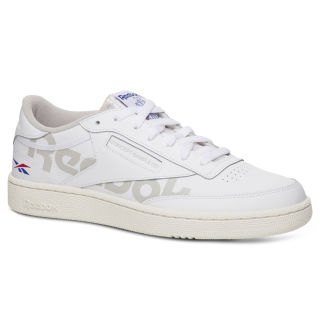 Club C 85 Shoes White / Chalk / Tdr / Red DV8958