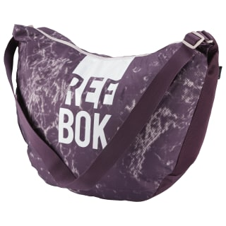 Found Graphic Tote Urban Violet DU2812