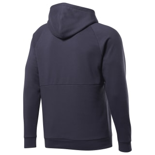 Sweat à capuche avec logo linéaire Training Essentials Heritage Navy FI2933