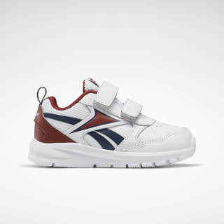 Reebok Almotio 5.0 Shoes White / Red Ember / Collegiate Navy EH0639