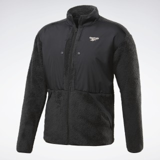 Classics Trail Full Zip Jacket Black FM3743
