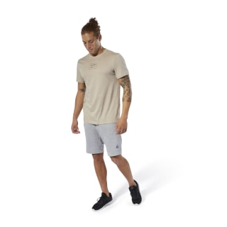 Camiseta Training Supply Light Sand DU4656