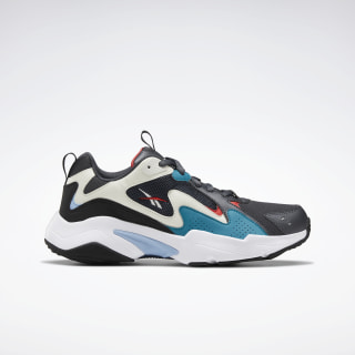 Reebok Royal Turbo Impulse Shoes Cold Grey 7 / Seaport Teal / Radiant Red EG9408