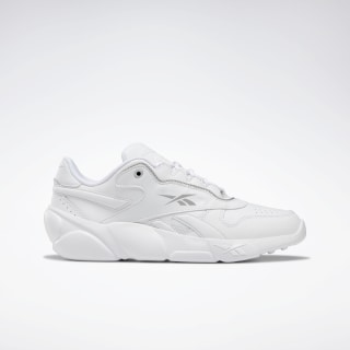 Premier Classic Leather Shoes White / White / Silver Met. DV9351