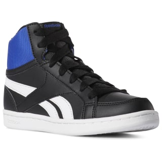 Reebok Royal Prime Mid Black / White / Crushed Cobalt DV3873