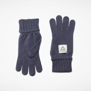 Guanti Actron Knitted Heritage Navy EC5584