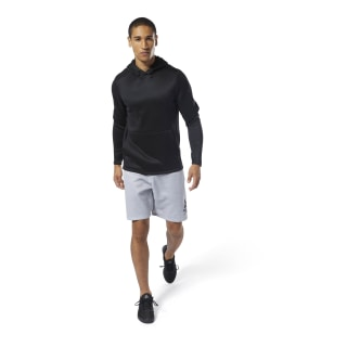 Training Spacer Hoodie Black DU3980