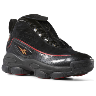 Iverson Legacy Black / White / Reebok Red / Reebok Brass CN8404