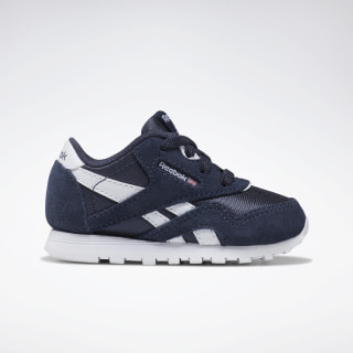 Classic Nylon Shoes Heritage Navy / White DV8567
