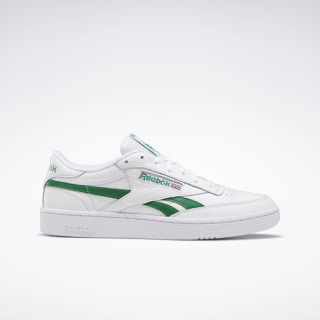 Club C Revenge Shoes White / Glen Green / None EG9271