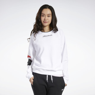 Meet You There Sweatshirt White FQ5022