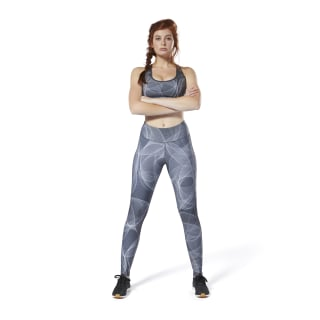 Running Tights Cold Grey DU4234