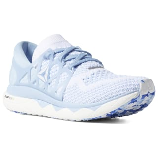 Reebok x FACE Stockholm Floatride Run Ultraknit White/Denim Glow/Crushed Cobalt DV3888