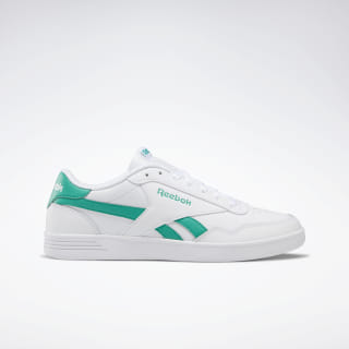 Reebok Royal Techque T Shoes White / Emerald DV8778