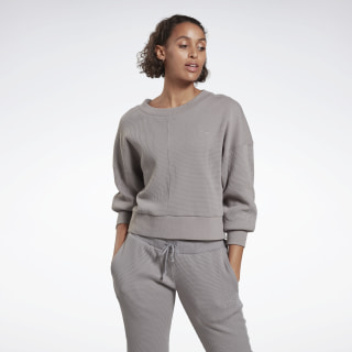 Studio Layer Sweatshirt Powder Grey FK5354