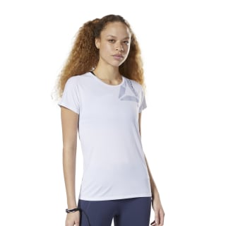 ACTIVCHILL Graphic Tee White EC1181