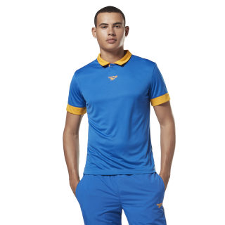 Classics Football Polo Shirt Moonlight Blue FI2884