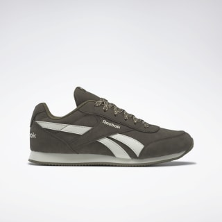 Reebok Royal Classic Jogger 2.0 Army Green / Chalk DV9142