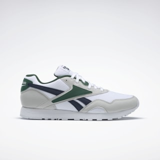 Rapide MU White / Collegiate Navy / Dark Green FW7737