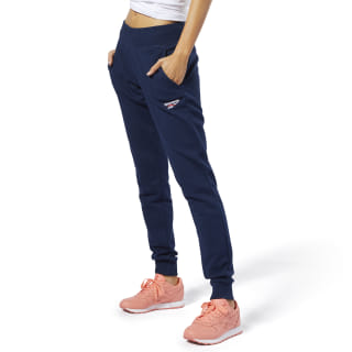 Classics Vector Big Logo Pants Collegiate Navy FK3385
