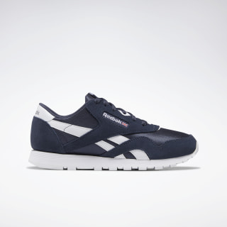 Classic Nylon Shoes Heritage Navy / White DV8115