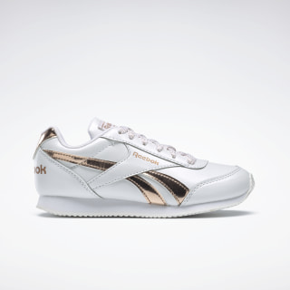 Reebok Royal Classic Jogger 2.0 Shoes White / White / Rose Gold FW8999
