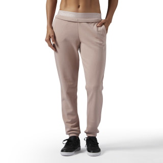 Reebok Classics French Terry Pant Shell Pink BS3819
