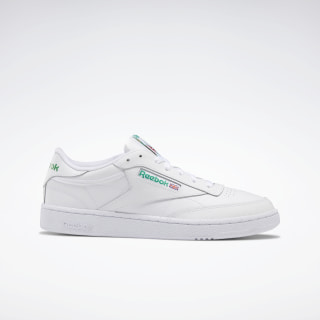 Club C 85 Shoes White / Green AR0456