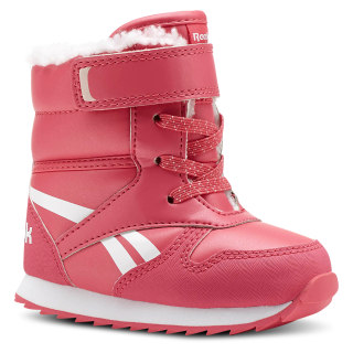Reebok Classic Jogger Snow Shoes Twisted Pink / White / Light Pink CN4631