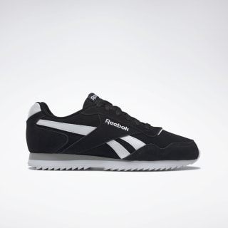Reebok Royal Glide Ripple Black / White / Mgh Solid Grey CN1830